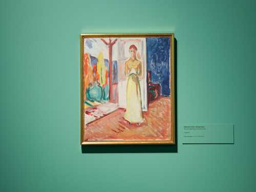 From the exhibition Yonder - Edvard Munch and Nature